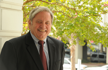 Don Richard, J.D. '68, partner with Kinney, Ellinghausen, Richard & DeShazo.